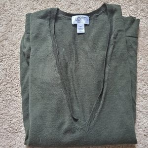 Cashmere/Wool Ann Taylor Sweater